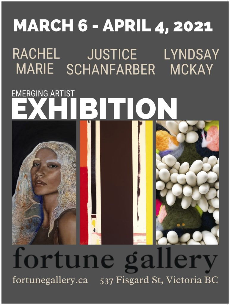 Fortune Gallery Emerging Artist Show Victoria BC