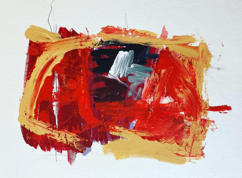 """""""Volume"""" by artist Justice Schanfarber"""